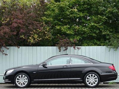 gebraucht Mercedes CL500 BlueEFFICIENCY 7G-TRONIC Klima Navi Lede