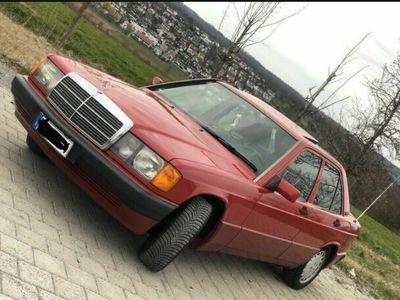 gebraucht Mercedes 190 Mercedes Benz w201
