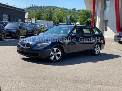 gebraucht BMW 545 545 Baureihe 5 Touring i Panormadach