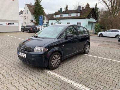 gebraucht Audi A2 1.4 Klimaautomatik Tüv 5/19 Panorama