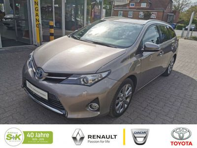 gebraucht Toyota Auris Touring Sports 1.8 VVTi Hybrid +Automatik+