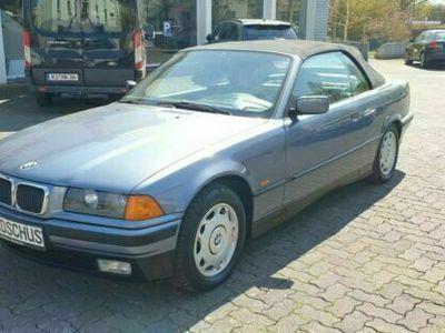 gebraucht BMW 318 Cabriolet 318 i LEDER SHZ