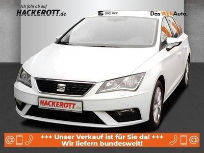 gebraucht Seat Leon ST Style 1.6 TDI Klima SHZ Multif.Lenkrad NR RDC Temp Start-Stop