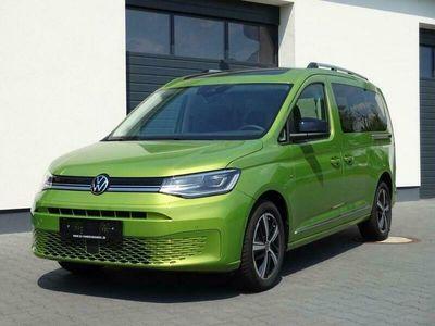 gebraucht VW Caddy Maxi Life 2,0 TDI SCR 90KW 4Motion 4 Jahre 2022