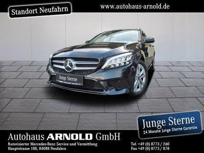 gebraucht Mercedes C180 T Avantgarde LED Navi Kamera Sitzh. Autom.