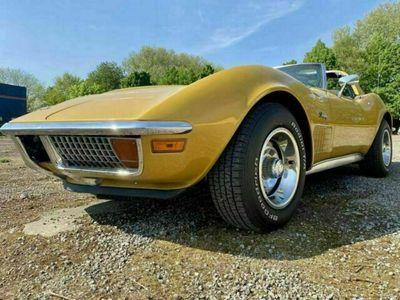 gebraucht Chevrolet Corvette C3 1972er