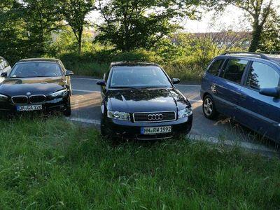 gebraucht Audi A4 2003 2.0 FSI 150PS