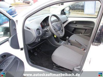 gebraucht Seat Mii 5 Türer Reference Klima, ZV mit FB, SHZ