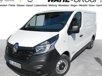 gebraucht Renault Trafic Lkw Basis L1H1 2,7t dCi 120 EU6 L1H1 2,7t