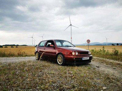 gebraucht VW Golf III GTI 2.0 8V Red Rocket Sonderfarb...