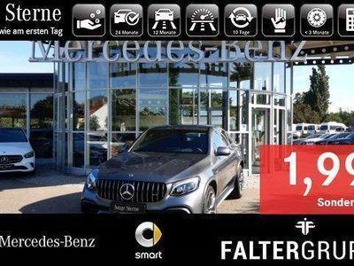 gebraucht Mercedes GLC63 AMG S Cpé DISTR KeyGo GSD Mem AHK Burm TV ABC