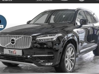 gebraucht Volvo XC90 D5 DPF AWD Inscription AWD (Navi LED)