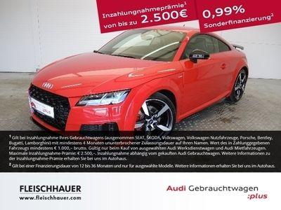 gebraucht Audi TT Coupe 40 2.0 TFSI S line S tronic EU6d-T