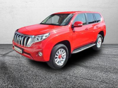 gebraucht Toyota Land Cruiser 2.8 D-4D Automatik Executive