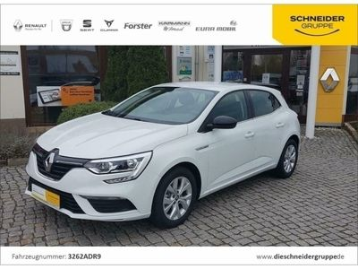 gebraucht Renault Mégane TCe 140 GPF Limited Deluxe