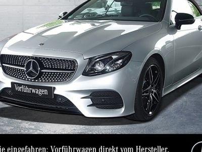 gebraucht Mercedes E300 Cab. AMG Line Sportpak Multibeam Burmester