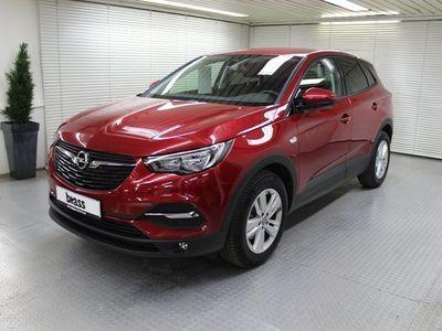 gebraucht Opel Grandland X 1.2 Start/Stop Automatik Edition