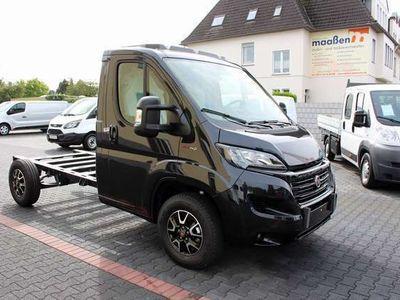 gebraucht Fiat Ducato 35 L2 140 Wohnmobil Grundfzg. Caravan