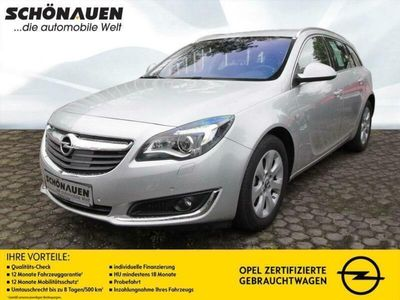 used Opel Insignia 2.0D ST INNOVATION +FK+SHZ+NAV+BIX+PDC++