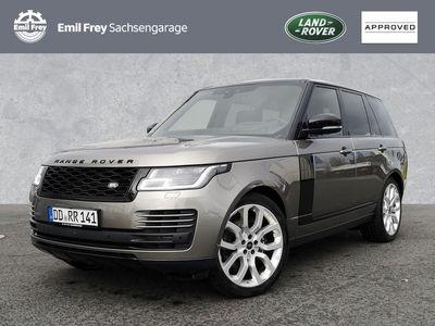 gebraucht Land Rover Range Rover 3.0 SDV6 Vogue 202 kW, 5-türig (Diesel)