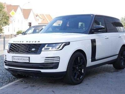 gebraucht Land Rover Range Rover 3.0 SDV6 Vogue KAMERA NAVI LED EU6