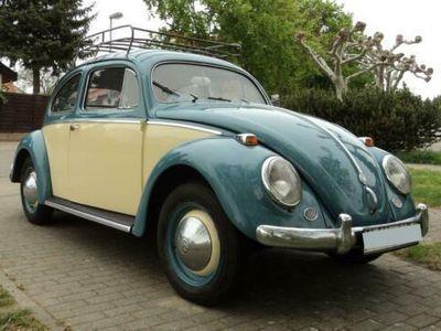 used VW Käfer Ovali1956