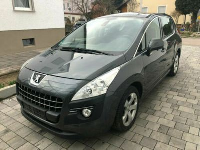 käytetty Peugeot 3008 Premium 2.0HDI 150 PDC, SHZ, PANO, AHK, ALU