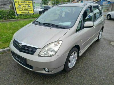 gebraucht Toyota Corolla Verso 2;0 DIESEL+KLIMA+EURO3