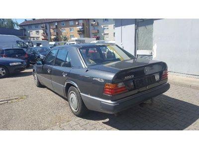 gebraucht Mercedes 300 D Automatik Klima Radio ZV Diesel-Kat Euro 2