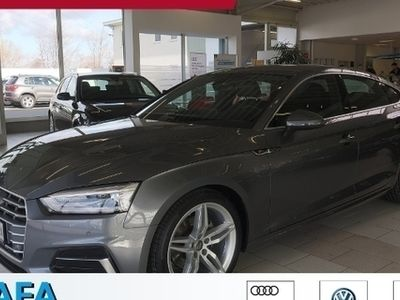 gebraucht Audi A5 Sportback 35 TDI Sport S-tronic S-Line*19Zoll*Navi+*AHK*Xenon