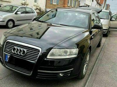 gebraucht Audi A6 quattro 4f 2,7l tdi v6