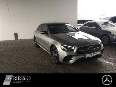 gebraucht Mercedes E300 Lim MOPF+MBUX+AMG+Pano+360+Distr.+AHK
