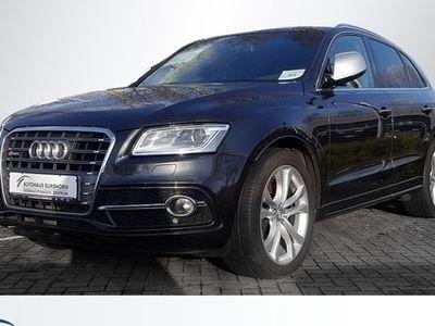 gebraucht Audi SQ5 3.0 TDI quattro Competition STANDHZ ACC EU6