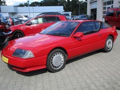 gebraucht Renault Alpine V6 Turbo 1. Hand