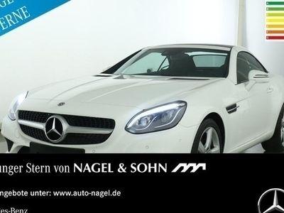 gebraucht Mercedes 200 SLCLED Navi Totwinkel Airscarf SpiegelPaket