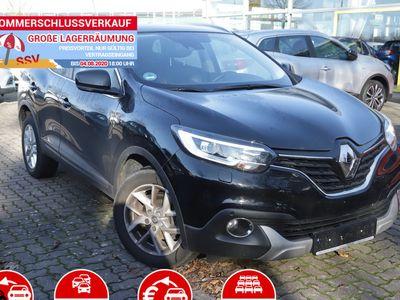 gebraucht Renault Kadjar 1.6 dCi 130 4x4 XMOD Teilleder SHZ KomfP