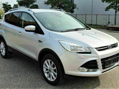 gebraucht Ford Kuga 4x4 Titanium 2,0TDCI *TÜV Neu *Garantie
