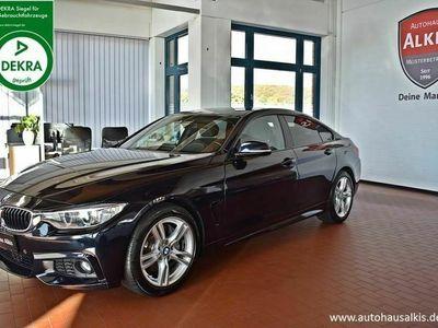 gebraucht BMW 435 Gran Coupé i M-Sportpaket+Navi+H/K+Garantie