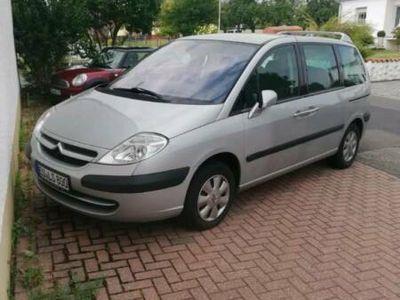 gebraucht Citroën C8 Citreön2,2 HDI Klima elek. Türen + Fen...