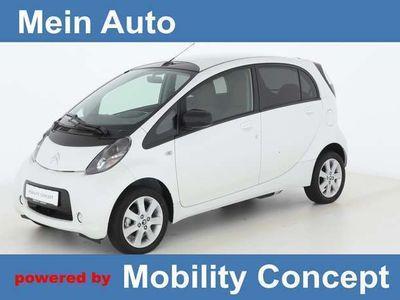 gebraucht Citroën C-zero Tendance Sitzheizung|Cool Silver-Grau