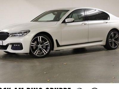 gebraucht BMW 740L d xdrive Sportpaket HUD Navi Vollleder K
