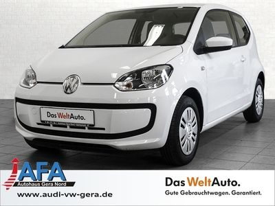 used VW up! up! 1,0 MoveCool&Sound