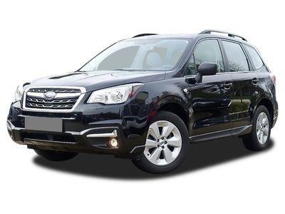 gebraucht Subaru Forester 2.0 Benzin