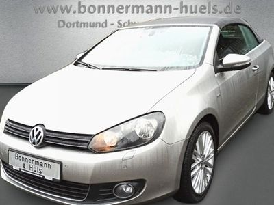 gebraucht VW Golf Cabriolet VI 1.2 TSI CUP *TEMPOMAT*PDC*NAVI*