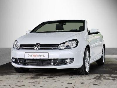 gebraucht VW Golf Cabriolet VI 1.6 TDI Cup (Klima) Kraftstoffverbr - Volksstimme Magdeburg.de
