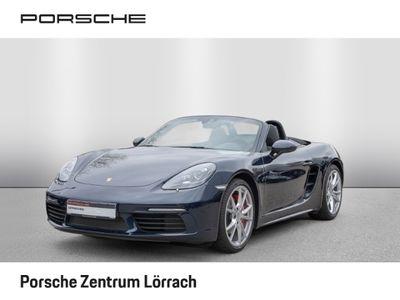 gebraucht Porsche 718 Boxster BoxsterS