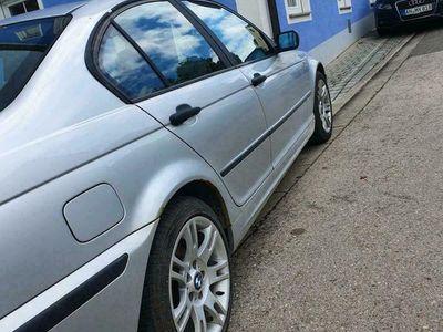 gebraucht BMW 318 i e46