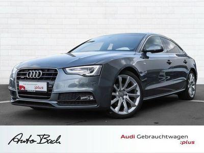gebraucht Audi A5 Sportback S line 2.0TDI qu. Stronic Navi ACC B&O