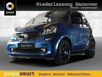 used Smart ForTwo Cabrio 66kW prime DCT cool&Audio Sport SHZ