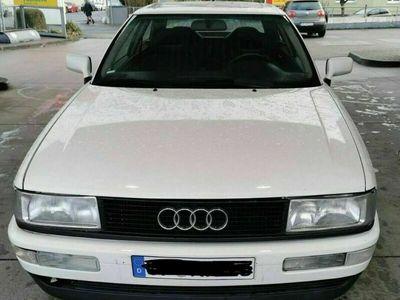 gebraucht Audi 80 Typ 89 Coupé H - Kennzeichen